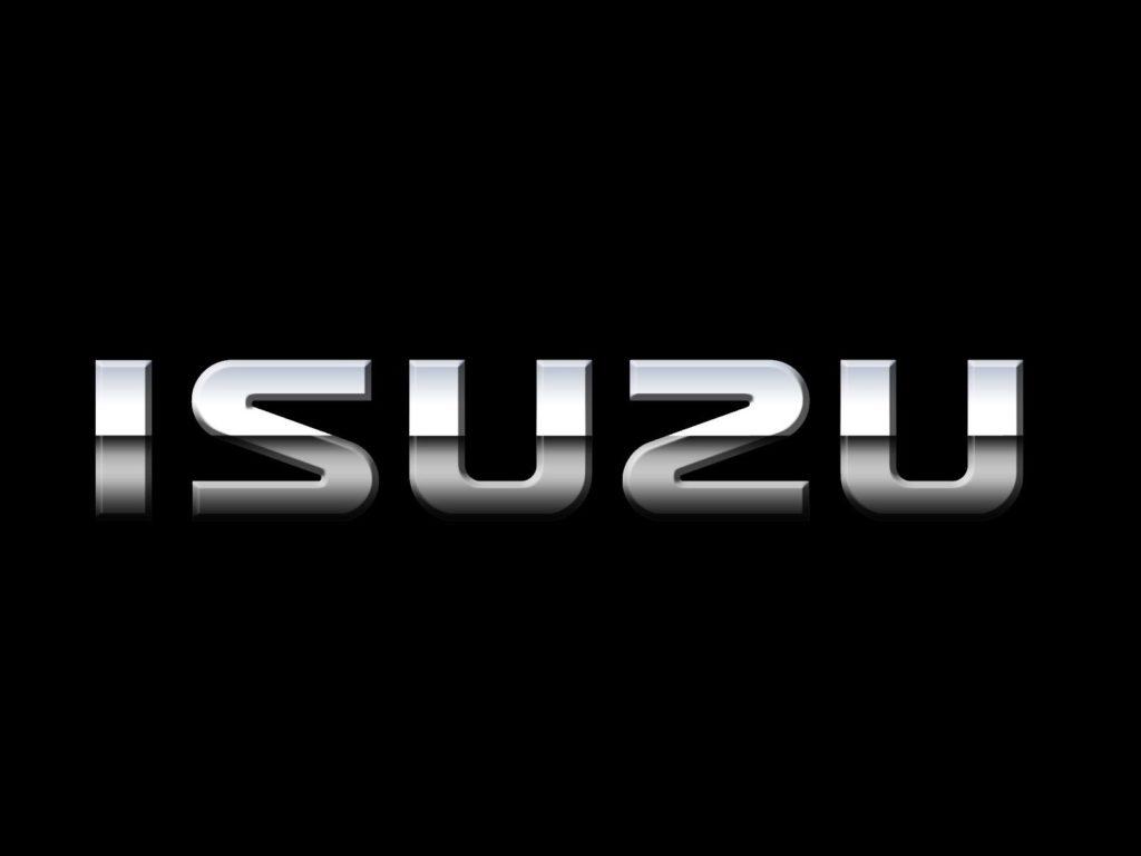 Isuzu nuevo logo