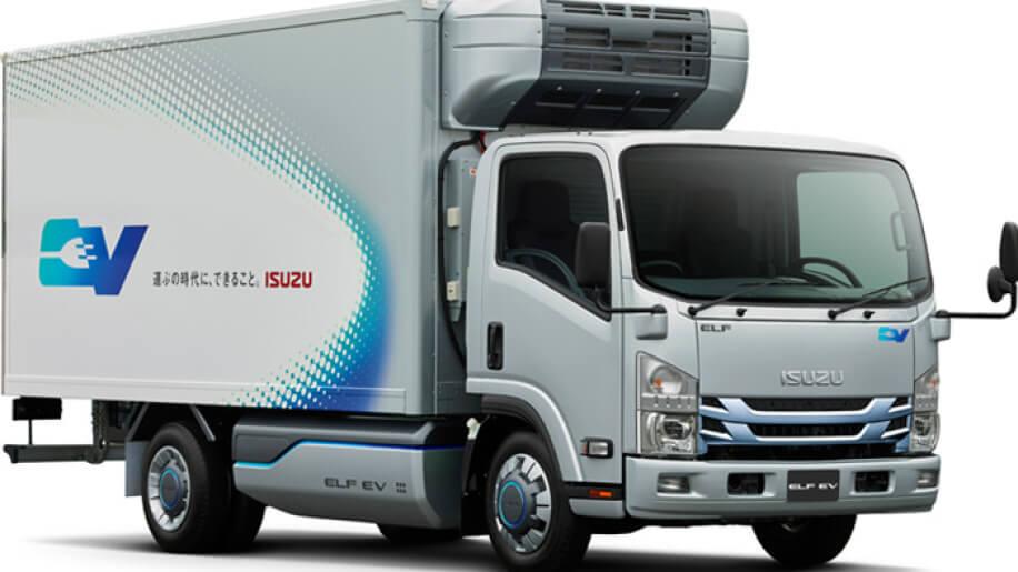 Isuzu y sus novedosos prototipos para la movilidad sostenible en Tokio