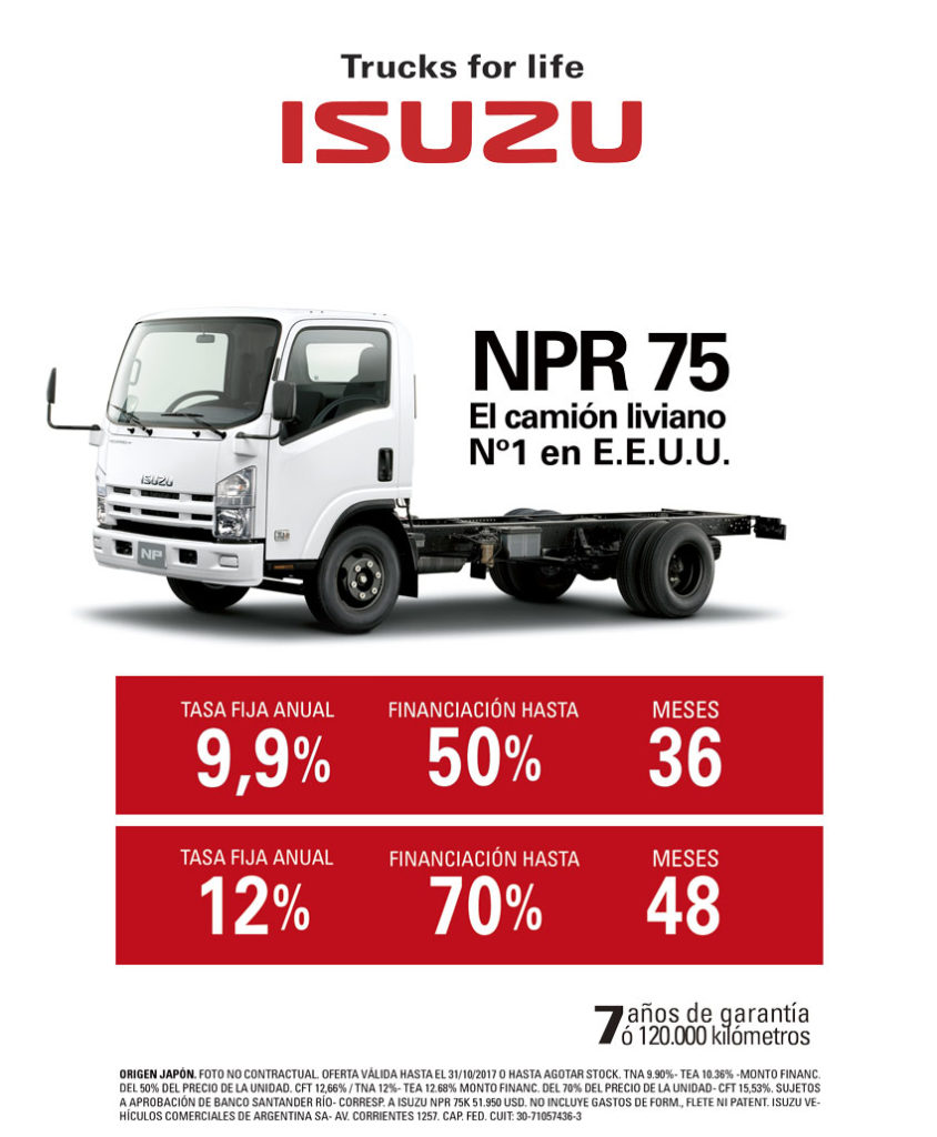 Isuzu Financiación