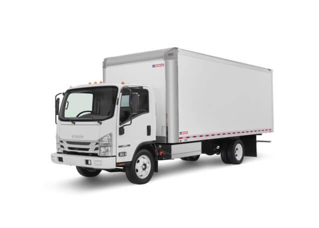 ISUZU desarrolla un camión eléctrico