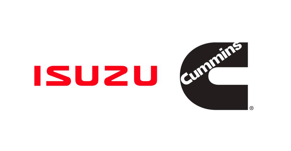 Alianza estratégica entre Isuzu y Cummins