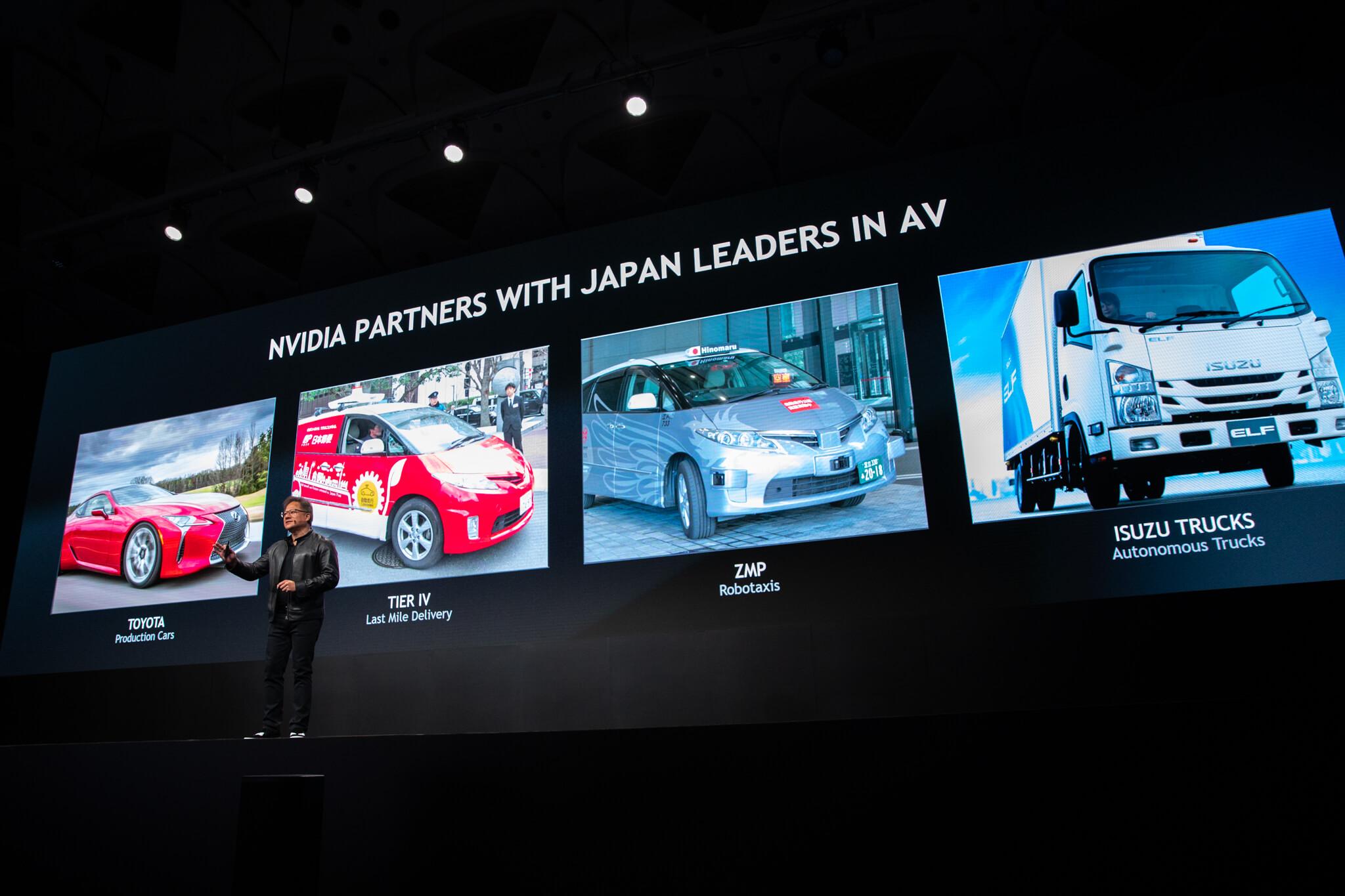 ISUZU avanza en la creación de camiones autónomos
