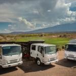Isuzu amplía la Serie N de camiones livianos